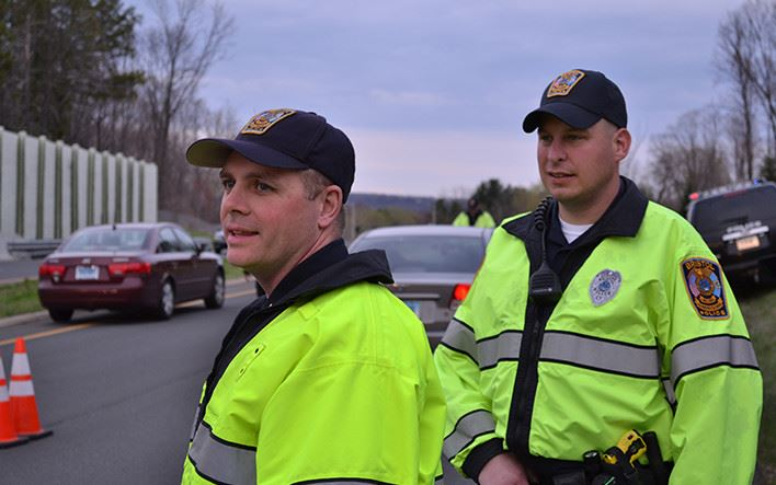 DWI checkpoint