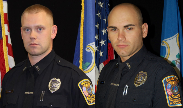 2018 Police Officers of the Year