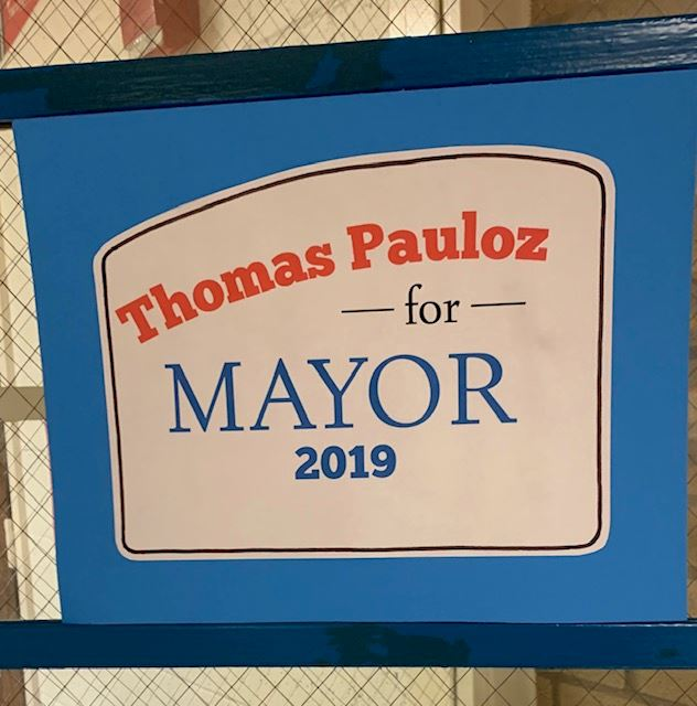 Tom for Mayor
