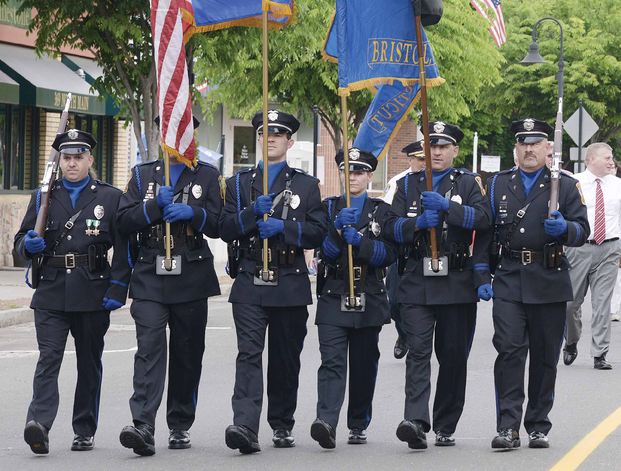 BPD Color Guard